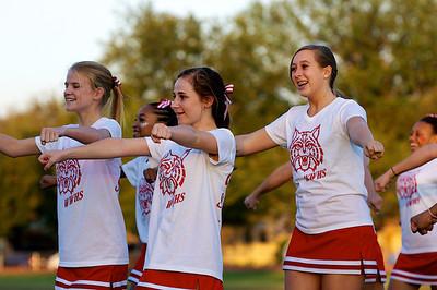 Cheerleaders - Freshman 14