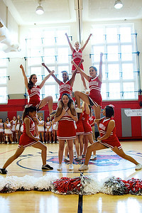 Cheerleaders - Freshman 33