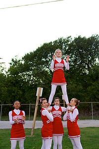 Cheerleaders - Freshman 47