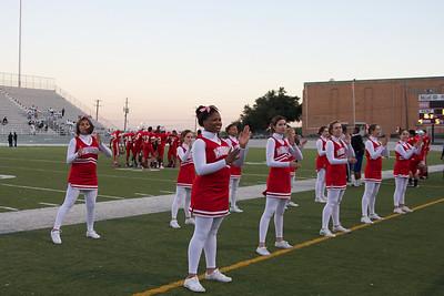 Cheerleaders - Freshman 45
