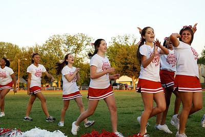 Cheerleaders - Freshman 7