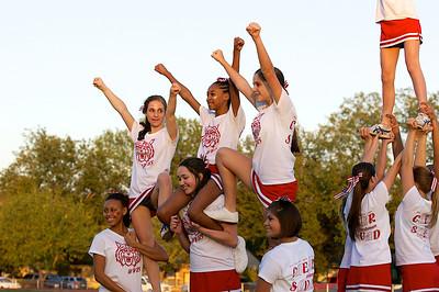 Cheerleaders - Freshman 24