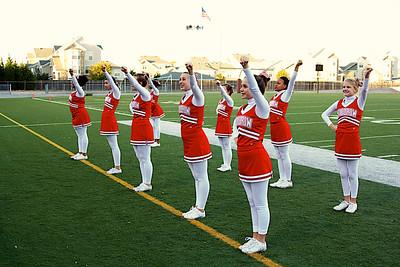Cheerleaders - Freshman 34