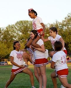 Cheerleaders - Freshman 22