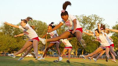Cheerleaders - Freshman 5