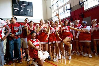 Cheerleaders - Freshman 1