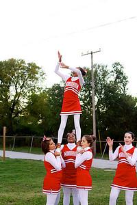 Cheerleaders - Freshman 48