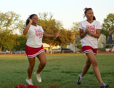 Cheerleaders - Freshman 8