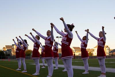 Cheerleaders - Freshman 36