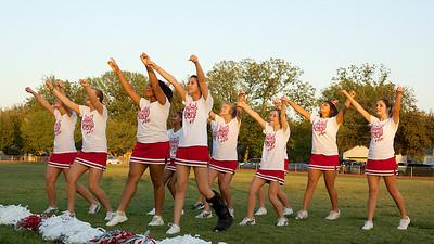 Cheerleaders - Freshman 4