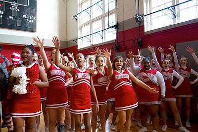 Cheerleaders - Freshman 2