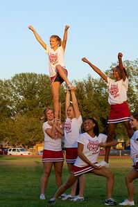 Cheerleaders - Freshman 10