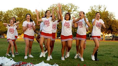 Cheerleaders - Freshman 6
