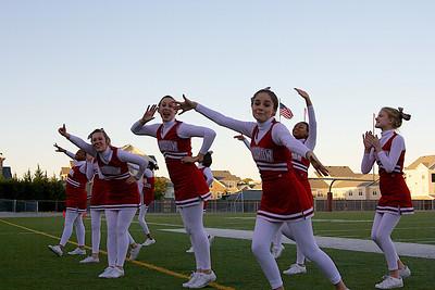 Cheerleaders - Freshman 37