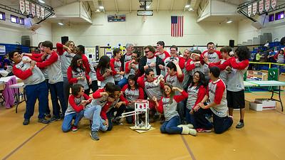 Robocats @ Competition 1