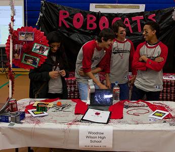 Robocats @ Competition 2