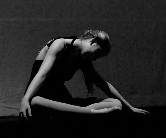 Spring Dance Program 2014 (B&W)