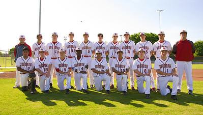 Baseball - Varsity Senior Night 1