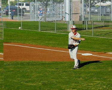 Baseball - Varsity Senior Night 24