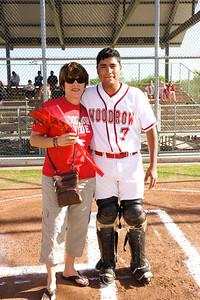 Baseball - Varsity Senior Night 11