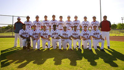 Baseball - Varsity Senior Night 7