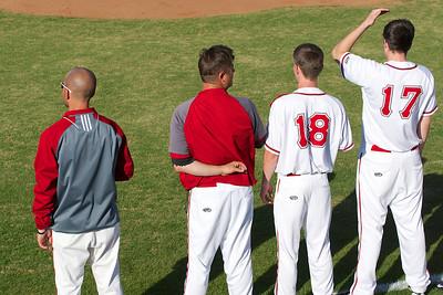 Baseball - Varsity Senior Night 30
