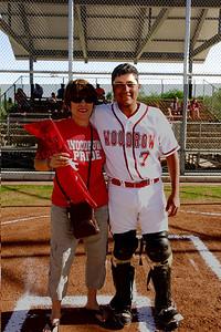 Baseball - Varsity Senior Night 12