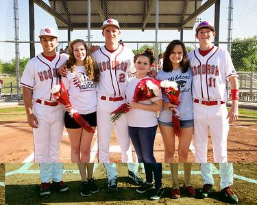 Baseball - Varsity Senior Night 21
