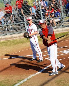 Baseball - Varsity Senior Night 23