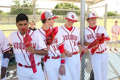 Baseball - Varsity Senior Night 9