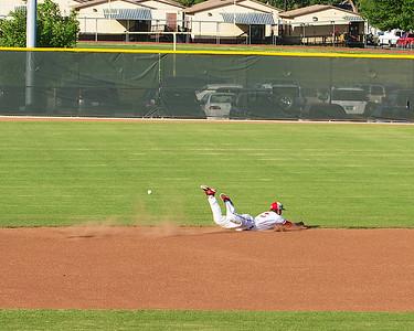 Baseball - Varsity Senior Night 41