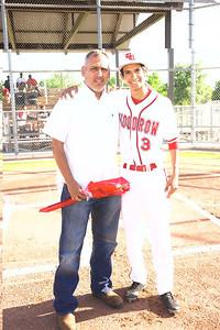 Baseball - Varsity Senior Night 10