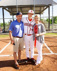 Baseball - Varsity Senior Night 16