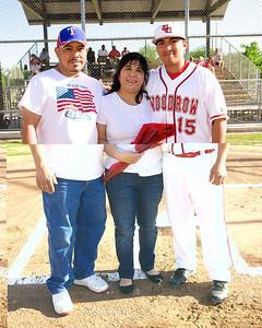 Baseball - Varsity Senior Night 17