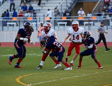 Football - Varsity vs Kimball 10