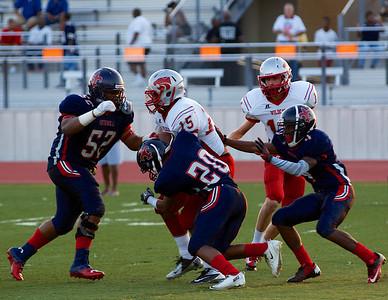 Football - Varsity vs Kimball 11