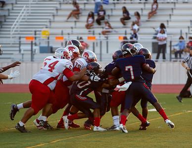 Football - Varsity vs Kimball 14