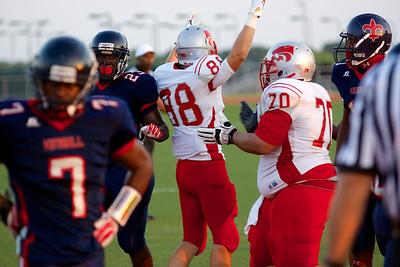 Football - Varsity vs Kimball 22