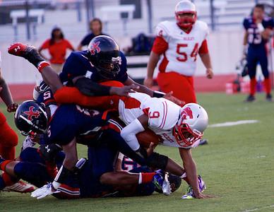 Football - Varsity vs Kimball 44