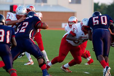 Football - Varsity vs Kimball 20