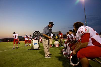 Football - Varsity vs Kimball 64