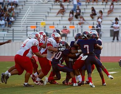 Football - Varsity vs Kimball 13