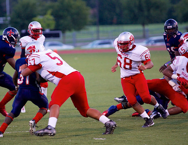 Football - Varsity vs Kimball 52