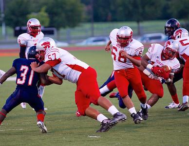 Football - Varsity vs Kimball 51