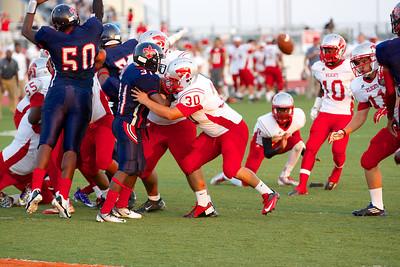 Football - Varsity vs Kimball 23