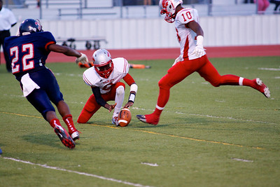 Football - Varsity vs Kimball 56
