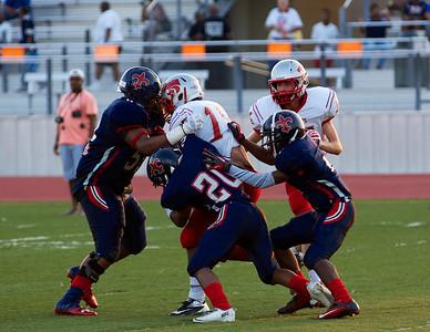 Football - Varsity vs Kimball 12