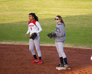 Softball - JV vs Carter 3 19 14 47