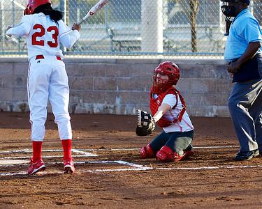 Softball - JV vs Carter 3 19 14 6