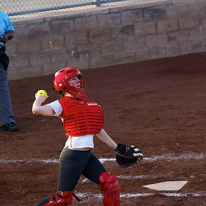 Softball - JV vs Carter 3 19 14 40